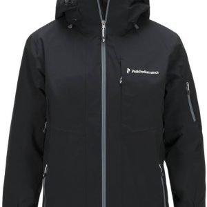 Peak Performance Maroon 2 Jacket Laskettelutakki Musta
