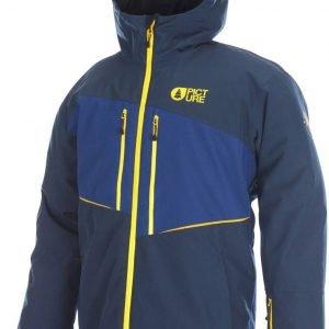 Picture Object Men's Jacket Laskettelutakki Tummansininen