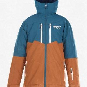 Picture Styler Jacket Laskettelutakki Sininen / Tiili