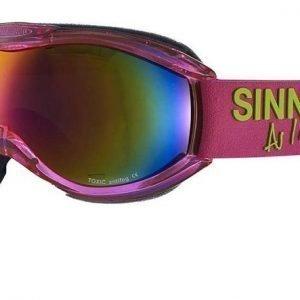 Sinner Toxic Neon Pinkki Laskettelulasit