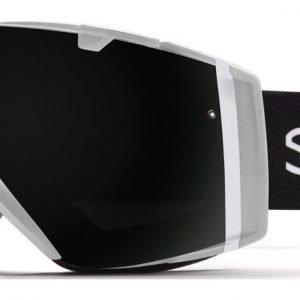 Smith Advocate MOO638X7G99B7 X7G Mustavalkoinen-printti Laskettelulasit