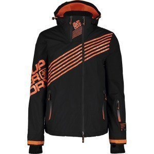 Superdry Diagonal Snow Cagoule Laskettelutakki