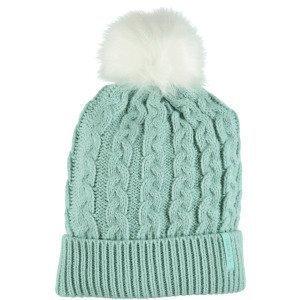 Warp Knit Cabel Beanie Pipo