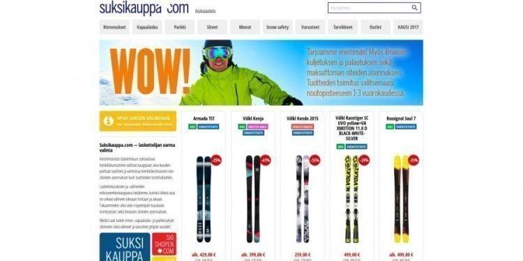 Suksikauppa.com